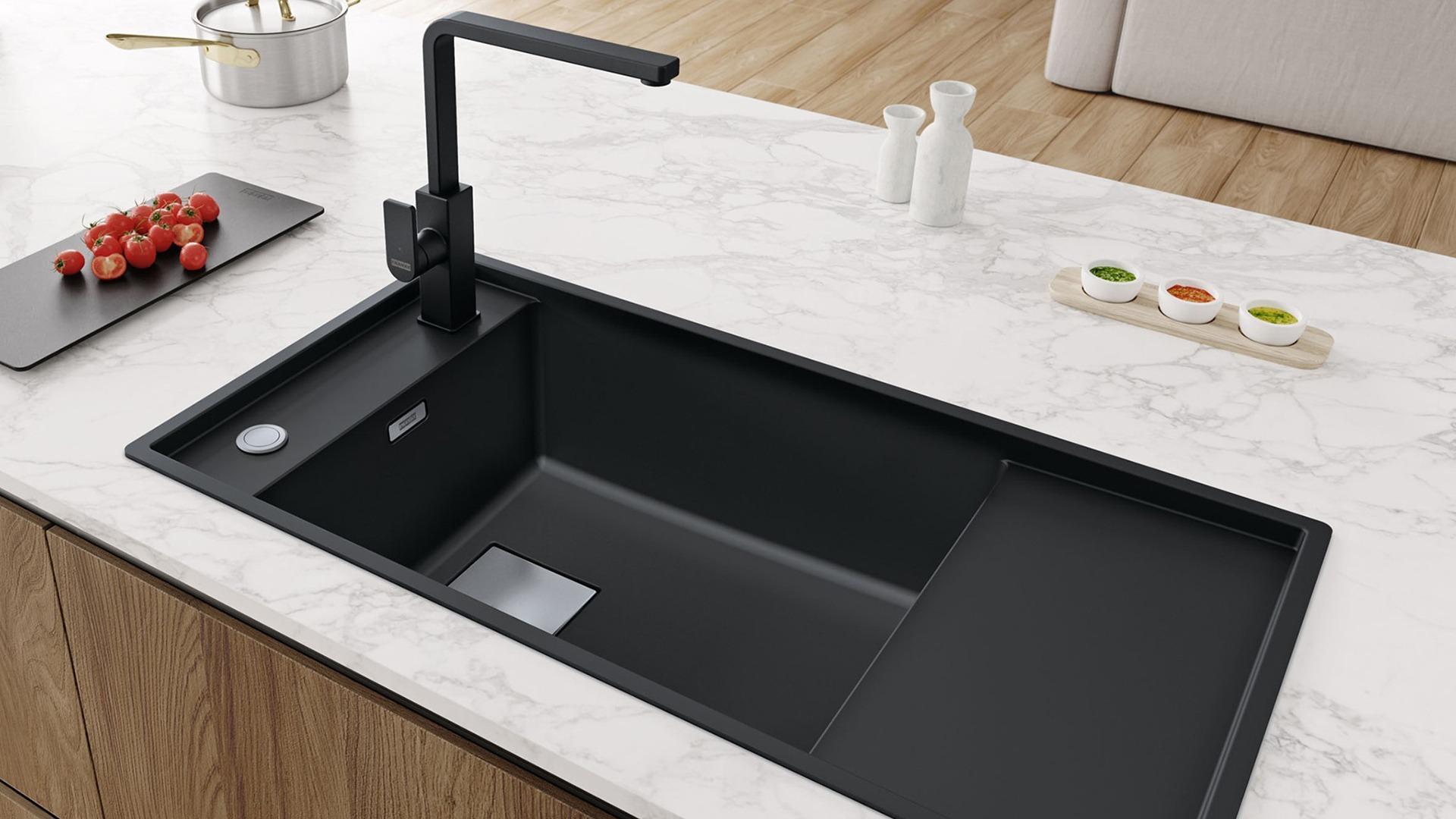 Sink-one-tube-fragranite-Franke-IDW-Italia-Biella-Prague